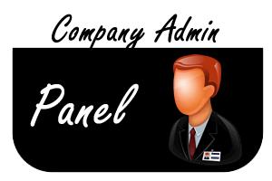 Admin Company Panel
